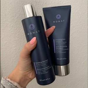 NEW Monat Smoothing Shampoo & Deep Conditioner